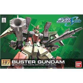 Bandai 33689 HG 1/144 R03 Buster Gundam GUN81072