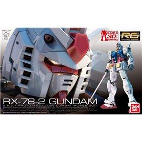 Bandai 32807 RG 1/144 Rx-78-2 Gundam GUN83113