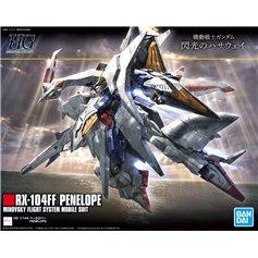 Bandai HG 1:144 RX-104FF PENELOPE - MINOVSKY FLIGHT SYSTEM MOBILE SUIT