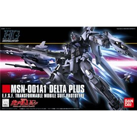 Bandai 42653 HGUC 1/144 Msn-001A1 Delta Plus GUN83640
