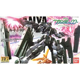 Bandai 45623 HG 1/144 Gn-010 Gundam Zabanya GUN85546