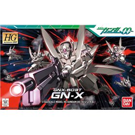 Bandai 45992 HG 1/144 Gn-X GUN85531