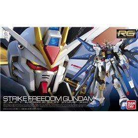 Bandai 51390 RG 1/144 Zgmf-X20A Strike Freedom Gundam GUN83116
