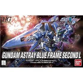 Bandai 56011 HG 1/144 Gundam Astray Blue Frame Second L GUN83224