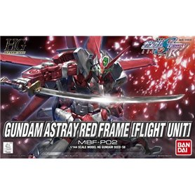Bandai 56028 HG 1/144 Gundam Astray Red Frame (Flight Unit) GUN83225