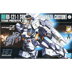 Bandai 56080 HGUC 1/144 Rx-121-2 Tr-1 Hazel Custom GUN55608