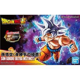 Bandai 57100 Figure Rise DBS Son Gokou (Ultra Instinct) MAQ82947