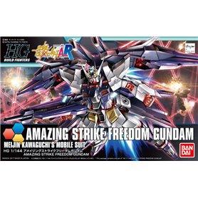 Bandai 65767 HGBF 1/144 Amazing Strike Freedom Gundam GUN83595