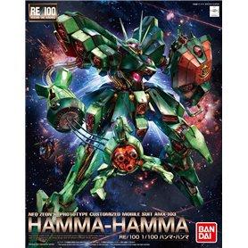 Bandai 76145 RE 1/100 Hamma-Hamma GUN83826