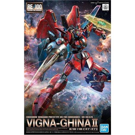 Bandai 76163 RE 1/100 Vigna-Ghina Ii GUN85429