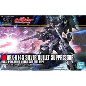 Bandai 76941 HGUC 1/144 Arx-014S Silver Bullet Suppressor GUN85595