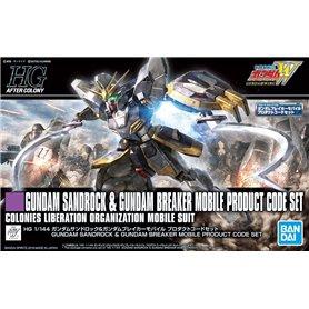Bandai 78440 HGAC 1/144 Gundam Sandrock GUN57844
