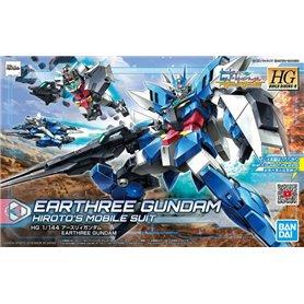 Bandai 82027 HGBD:R 1/144 Earthree Gundam GUN58202
