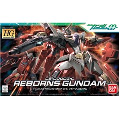 Bandai HG 1:144 REBORNS GUNDAM