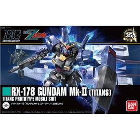 Bandai 79850 HG 1/144 Rx-178 Gundam Mk-Ii (Titans) GUN83211