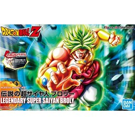 Bandai 80900 Figure Rise DBZ Legendary Super Saiyan Broly [New] MAQ58090