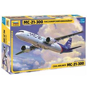 Zvezda 7033 1/144 IRKUT MS-21 Airliner