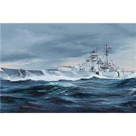 Trumpeter 05358 German Bismarck Battleship