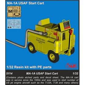 CMK 5114 MA-1A USAF Start Cart