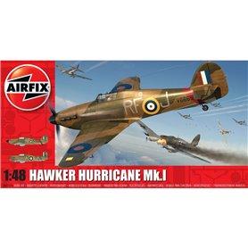 Airfix 1:48 Hawker Hurricane Mk.1