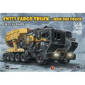 Meng MMS-006 The Wandering Earth CN373 Cargo Truck-Iron Ore Truck