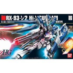 Bandai 87626 HGUC 1/144 Rx-93-V2 Hi Nu Gundam GUN82349