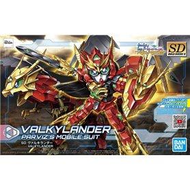 Bandai 82195 SDBD:R Valkylander GUN58219