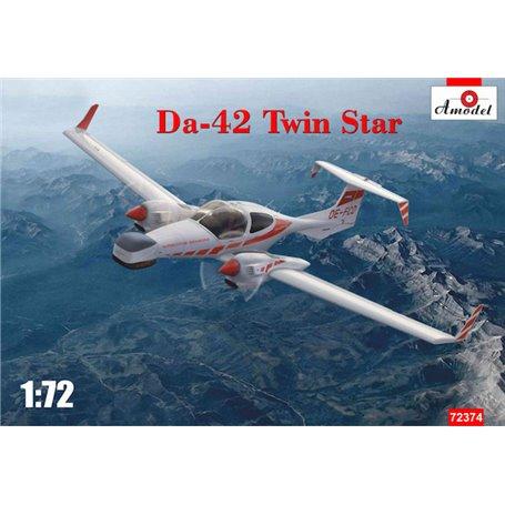 Amodel 72374 Da-42 Twin Star