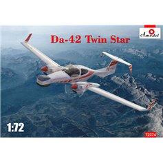Amodel 1:72 Da-42 Twin Star