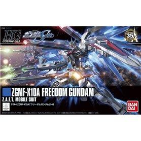 Bandai 74046 HGCE 1/144 ZGMF-X10A Freedom Gundam GUN57404