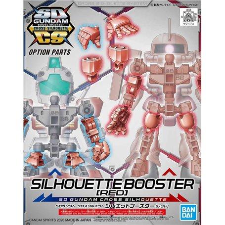 Bandai 88654 SD Gundam Cross Silhouette Booster [Red] GUN58865
