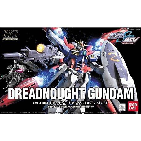 Bandai 68144 HG 1/144 Dreadnought Gundam GUN56814