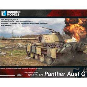 Rubicon Models 1:56 Pz.Kpfw.V Panther Ausf.G