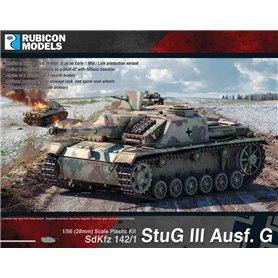 Rubicon Models 1:56 Sturmgeschutz StuG.III Ausf.G