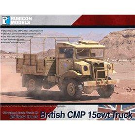 Rubicon Models 1:56 British CMP 15cwt Truck