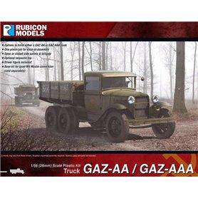 Rubicon Models 1:56 GAZ-AA/AAA Truck