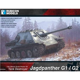 Rubicon Models 1:56 Jagdpanther (G1 / G2)