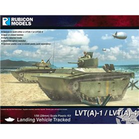 Rubicon Models 1:56 LVT (A)-1/LVT(A)-4 AM Tank