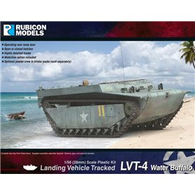 Rubicon Models 1:56 LVT-4 Water Buffalo