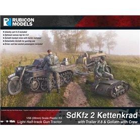 Rubicon Models 1:56 SdKfz 2 Kettenkrad