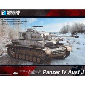 Rubicon Models 1:56 Panzer IV Ausf J