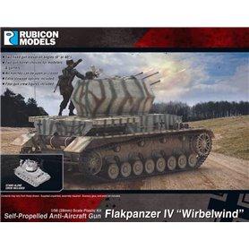 "Rubicon Models 1:56 Panzer IV ""Wirbelwind"""