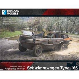 Rubicon Models 1:56 Schwimmwagen Type 166