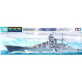 Tamiya 1:700 Prinz Eugen - GERMAN HEAVY CRUISER
