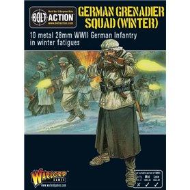Bolt Action Niemiecka piechota GERMAN GRENADIER SQUAD - WINTER