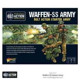 Bolt Action Zestaw startowy WAFFEN SS - STARTER ARMY
