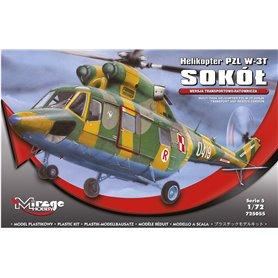 Mirage 725055 1/72 Sokół PZL W-3T Helikopter