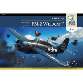 Arma Hobby 1:72 Grumman FM-2 Wildcat - EXPERT SET