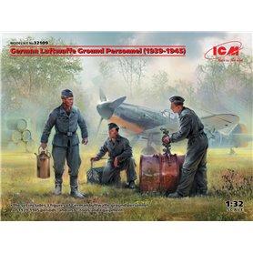 ICM 32109 German Luftwaffe Ground Personnel (1939-1945)