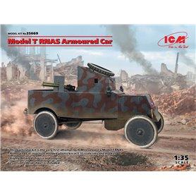 ICM 35669 Model T RNAS Armoured Car